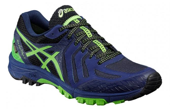 ASICS GEL-FUJIATTACK 5 G-TX / Кроссовки внедорожники  мужские, Кроссовки для бега осенью и зимой - в интернет магазине спортивных товаров Tri-sport!