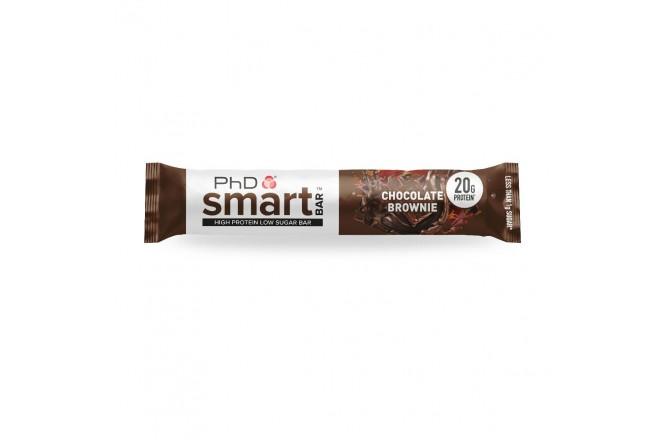 PhD Smart Bar Шоколадный Брауни / Батончик протеиновый (65g), Батончики - в интернет магазине спортивных товаров Tri-sport!