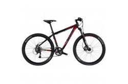 Велосипед MTB Wilier 409 XB Acera 9SMix'17 Black/Red, Горные - в интернет магазине спортивных товаров Tri-sport!