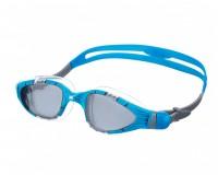 Zoggs Aqua Flex (черный/голубой) / Очки для плавания