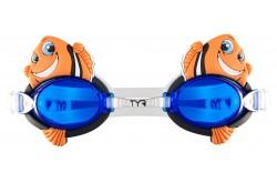 TYR CHARACTYRS Happy Fish / Очки для плавания Детский, Стартовые очки - в интернет магазине спортивных товаров Tri-sport!