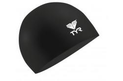 TYR Latex Swim Cap / Шапочка плавательная Унисекс, Шапочки - в интернет магазине спортивных товаров Tri-sport!
