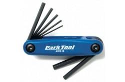 Набор инструментов Park Tool, складной, шестигр-к, 1.5/2/2.5/3/4/5/6мм, Инструменты - в интернет магазине спортивных товаров Tri-sport!