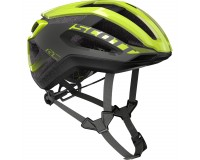 Scott Centric PLUS yellow RC/dark grey / Шлем велосипедный