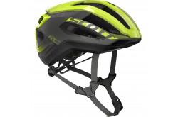 Scott Centric PLUS yellow RC/dark grey / Шлем велосипедный