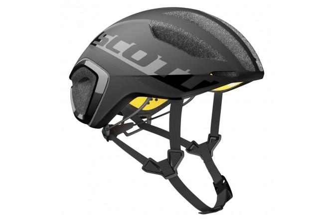 Scott Cadence PLUS black / Шлем велосипедный, Шлемы шоссейные - в интернет магазине спортивных товаров Tri-sport!
