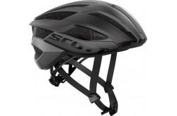 Scott Arx Plus black / Шлем велосипедный