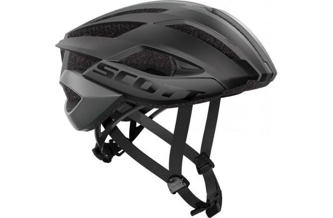 Scott Arx Plus black / Шлем велосипедный, Шлемы шоссейные - в интернет магазине спортивных товаров Tri-sport!
