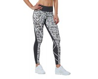 2XU W`s Pattern Mid-Rise Compression Tights / Женские тайтсы