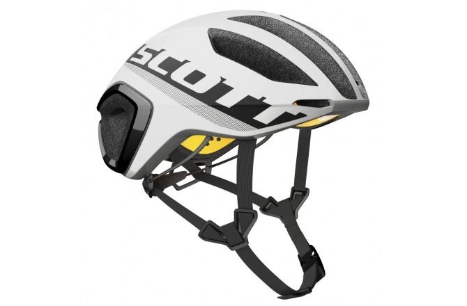 Scott Cadence PLUS white/black / Шлем велосипедный, Шлемы шоссейные - в интернет магазине спортивных товаров Tri-sport!
