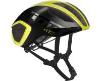 Scott Cadence PLUS (CE) yellow RC/dark grey  / Шлем велосипедный