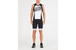 2XU Compression Full Zip Trisuit Men 2018/ Стартовый костюм, Стартовые костюмы - в интернет магазине спортивных товаров Tri-sport!