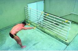 Strech Cordz Breaststroke Machine / Плавательный тренажер для брасса, Тренажеры - в интернет магазине спортивных товаров Tri-sport!