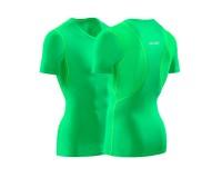 Высокотехнологичная футболка CEP для занятий спортом с поддержкой осанки, с короткими рукавами, мужс