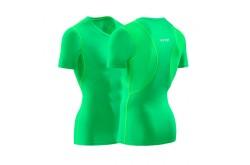 Высокотехнологичная футболка CEP для занятий спортом с поддержкой осанки, с короткими рукавами, мужс, Футболки, майки, рубашки - в интернет магазине спортивных товаров Tri-sport!