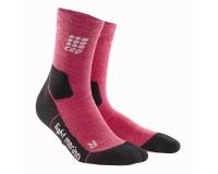 CEP Outdoor Light Merino Mid Cut Socks / укороченные гольфы для активного отдыха, тонкие с шерстью м