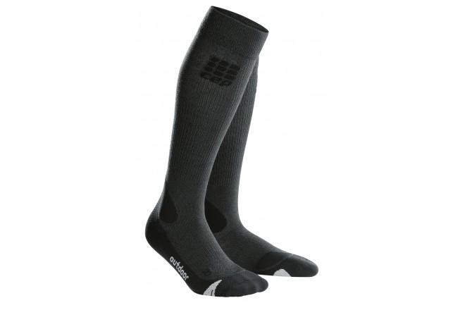 CEP Outdoor Merino Socks / Мужские компрессионные гольфы, с шерстью мериноса, Гольфы - в интернет магазине спортивных товаров Tri-sport!