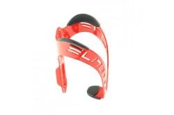 Флягодержатель Elite Patao STD, магний, диаметр 74мм., 47гр., цвет красный, Флягодержатели - в интернет магазине спортивных товаров Tri-sport!