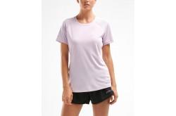 2XU W`s XVENT S/S Tee / Женская футболка для бега, Футболки, майки, топы - в интернет магазине спортивных товаров Tri-sport!