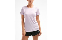 2XU W`s XVENT S/S Tee / Женская футболка для бега