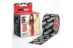 Rocktape 5x5 см Черный логотип H2O / Кинезиологический тейп, Тейпы - в интернет магазине спортивных товаров Tri-sport!