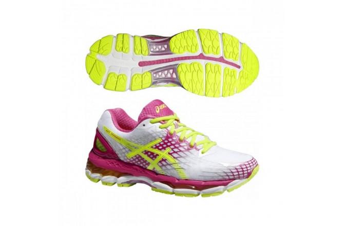 Asics Gel-Nimbus 17 W / Кроссовки для бега женские, По асфальту - в интернет магазине спортивных товаров Tri-sport!