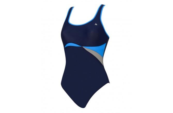 Aqua Sphere Maputo blue / Купальник женский @, Купальники - в интернет магазине спортивных товаров Tri-sport!