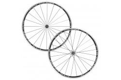 Комплект колес Fulcrum Racing 5 Black, клинчер, HG, Для шоссе и трэка - в интернет магазине спортивных товаров Tri-sport!