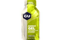 GU Gel чистый лимон /  Гель энергетический, Питание - в интернет магазине спортивных товаров Tri-sport!