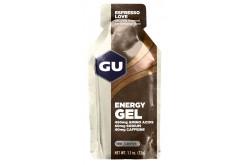 GU Gel эспрессо лав /  Гель энергетический, Гели - в интернет магазине спортивных товаров Tri-sport!