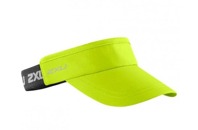 2XU Performance Visor / Солнцезащитный козырек комбинированный, Кепки, визоры - в интернет магазине спортивных товаров Tri-sport!