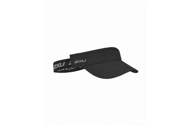2XU Run Visor / Солнцезащитный козырек на резинке, Кепки, визоры - в интернет магазине спортивных товаров Tri-sport!