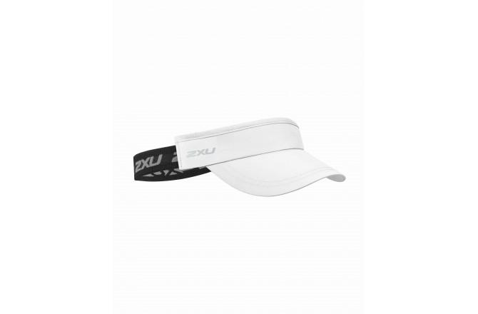 2XU Run Visor / Солнцезащитный козырек на резинке, Кепки, визоры, повязки - в интернет магазине спортивных товаров Tri-sport!
