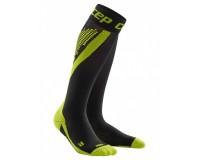 CEP Nighttech Socks / Мужские компрессионные гольфы, со светоотражателями