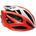 Каска Rudy Project AIRSTORM Red Fluo-White L
