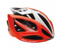 Каска Rudy Project AIRSTORM Red Fluo-White S/M