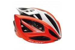 Rudy Project Airstorm Red Fluo-White S/M / Шлем, Шлемы - в интернет магазине спортивных товаров Tri-sport!