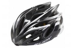 Каска Rudy Project Rush Black/White L, Шлемы - в интернет магазине спортивных товаров Tri-sport!
