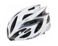 Каска Rudy Project Rush White/Silver Shiny L