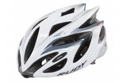 Rudy Project Rush White/Silver Shiny L / Шлем, Шлемы шоссейные - в интернет магазине спортивных товаров Tri-sport!