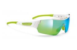 Rudy Project Ergomask White Gloss Mls Green / Очки, Очки - в интернет магазине спортивных товаров Tri-sport!