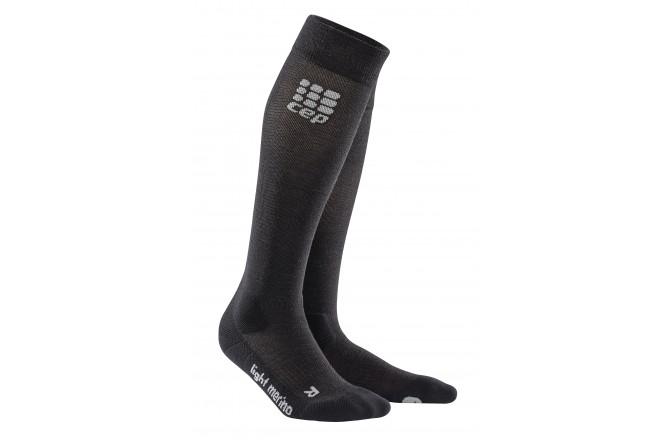 CEP Outdoor Light Merino Socks / Женские компрессионные гольфы, тонкие, с шерстью мериноса, Компрессионные гольфы и гетры - в интернет магазине спортивных товаров Tri-sport!
