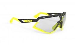 Rudy Project Defender Black Matt - Impact Photochromic 2Laser Black / Очки, Оптика - в интернет магазине спортивных товаров Tri-sport!