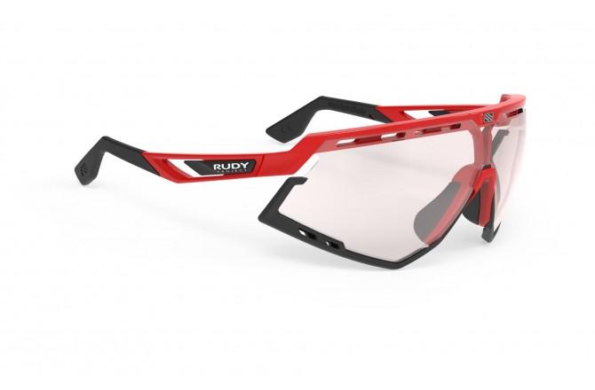 Rudy Project Defender Fire Red Gloss - Impact Photochromic 2Laser Red / Очки, Очки - в интернет магазине спортивных товаров Tri-sport!