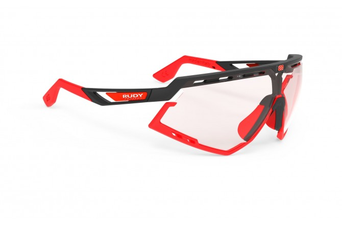 Rudy Project Defender Gloss Black/Bumpers Red - Impct Photochromic 2Red / Очки, Очки - в интернет магазине спортивных товаров Tri-sport!