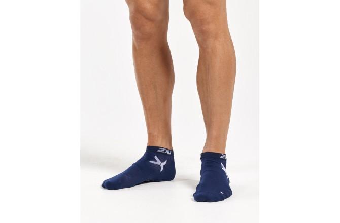 2XU Performance Low Rise / Мужские носки укороченные, Легкие - в интернет магазине спортивных товаров Tri-sport!