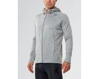 2XU Formsoft Long sleeve Hoodie / Мужская куртка с капюшоном мужская