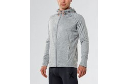 2XU Formsoft Long sleeve Hoodie / Мужская куртка с капюшоном мужская, Зимний бег - в интернет магазине спортивных товаров Tri-sport!