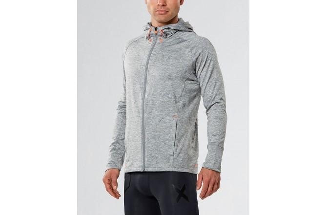 2XU Formsoft Long sleeve Hoodie / Мужская куртка с капюшоном мужская, Куртки - в интернет магазине спортивных товаров Tri-sport!