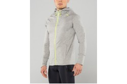 2XU Formsoft Hoodie / Мужская куртка с капюшоном, Зимний бег - в интернет магазине спортивных товаров Tri-sport!